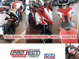 Tagliando Scooter Moto Padova